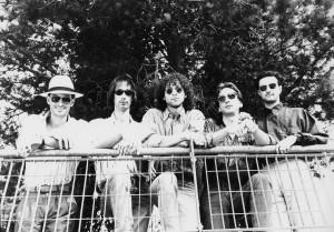 Carillon! (Federico Stefanutti, Duilio Pontelli, Louis Armato, Luciano Silei, Paolo Dal Zilio) 1992 (foto Marino Cragnolini)