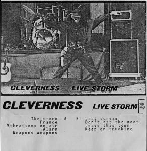 Cleverness - Live Storm