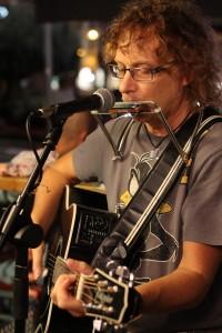 Louis Armato live @ La Speziaria Pei Sani - UDINE - 16.06.2017 - (foto Sabina Pat)