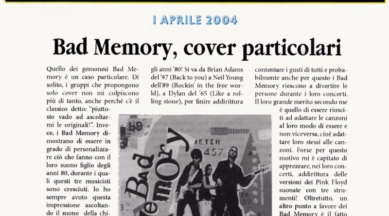 02 aprile 2004 - ALTO FRIULI