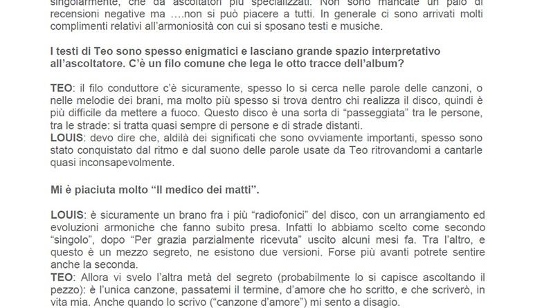 25 agosto 2021 - INSTART - Franco Giordani intervista Teo Ho e Louis Armato