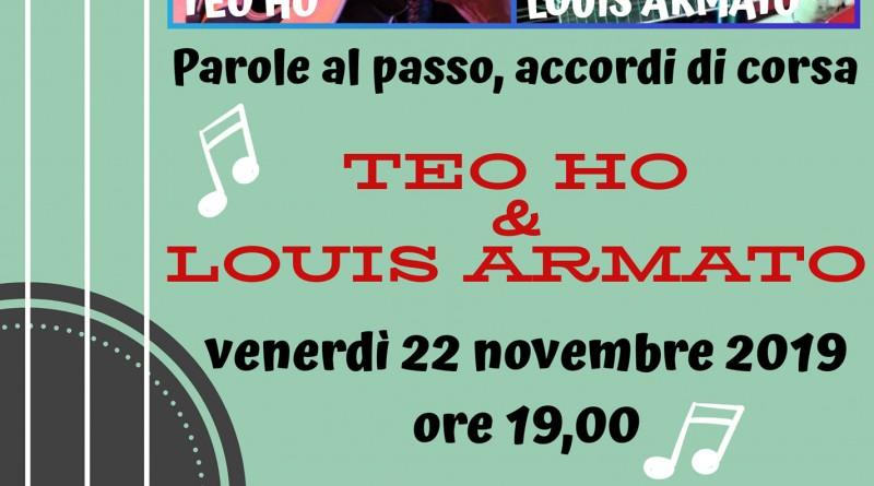 Teo Ho + Louis Armato