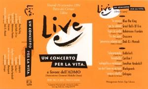 Carillon! (+ Artisti Vari) - Live Un Concerto per la Vita
